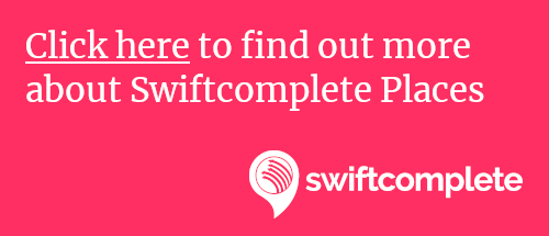 Click here to find out more about Swiftcomplete Places